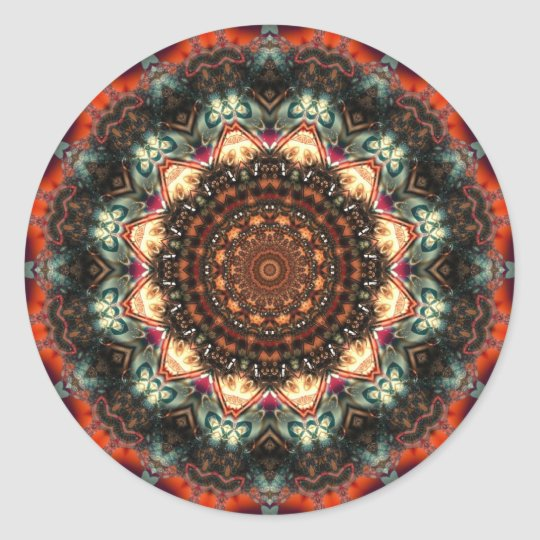 Mandala 100 Sticker
