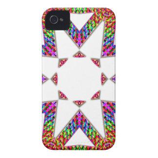 Mandala 10 iPhone 4 Case-Mate case