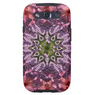 Mandala 2015 de la torsión de la flor carcasa para galaxy SIII