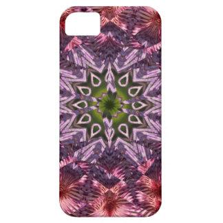 Mandala 2015 de la torsión de la flor funda para iPhone SE/5/5s