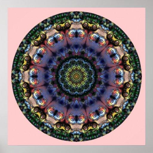 Mandala  206 Print