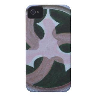 Mandala 3 Case-Mate iPhone 4 funda