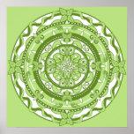Mandala #3 - Poster