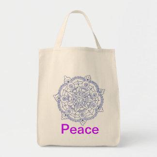 Mandala 4, la bolsa de asas de la paz