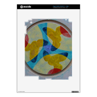 Mandala 4 decals for iPad 2