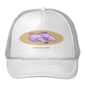 Mandala - 4a mesh hat