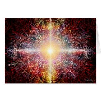 Mandala 7 2012 card