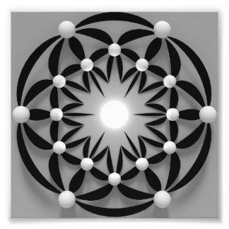 Mandala-abstract-3d Fotografías