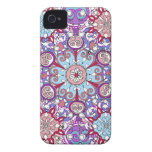 Mandala Abstract iPhone 4 Case by Case-Mate Case-Mate iPhone 4 Cases