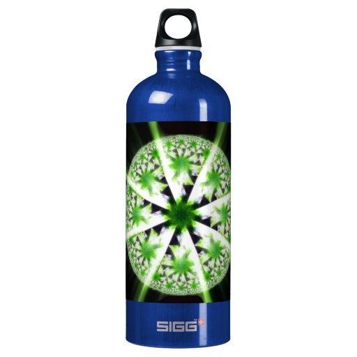 Mandala  abstract SIGG traveler 1.0L water bottle