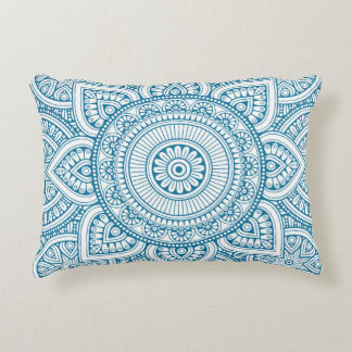 Mandala Accent Pillow