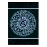 Mandala ACEO - tarjeta de Permascope de visita de  Tarjeta De Negocio