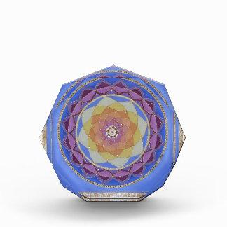 Mandala Acrylic Award