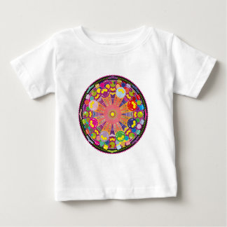Mandala Africa Baby T-Shirt