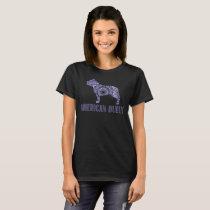 Mandala American Bully T-Shirt