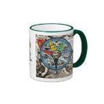Mandala and Paracelsus Coffee Mug