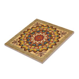 Mandala Ararat V2 Ceramic Tile