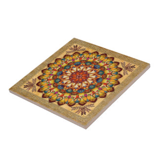 Mandala Ararat V2 Tiles