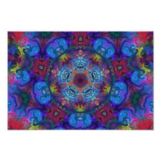 Mandala Art Abstract Design Art Photo