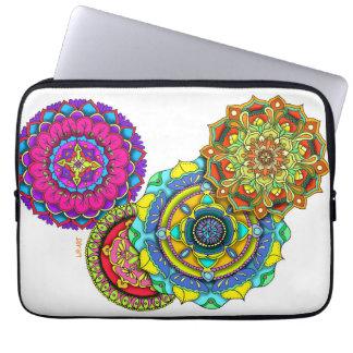 Mandala Art - Balance Computer Sleeves