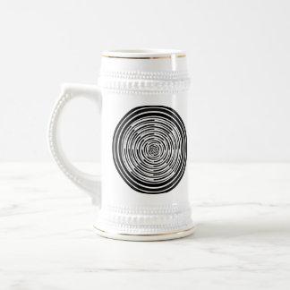 Mandala Black & White Mug