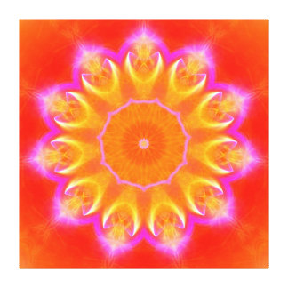 Mandala Bliss Canvas Print