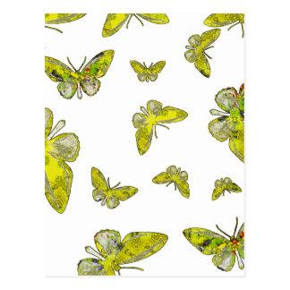 Mandala butterfly5.jpg postal