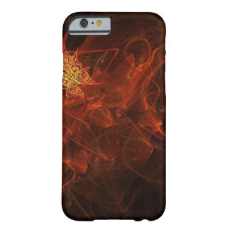 MANDALA Butterfly FIRE Tulip Barely There iPhone 6 Case