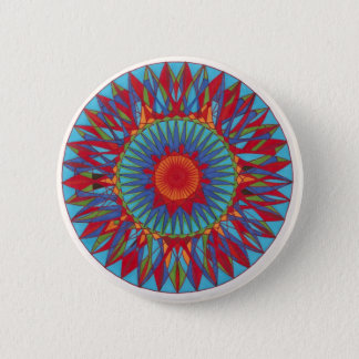 Mandala Button  Silly Trilly 1
