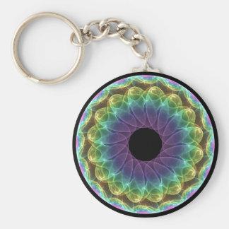 Mandala C02 Keychain