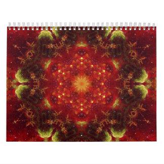 Mandala Calendar Two