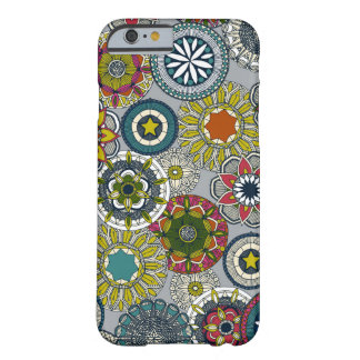 mandala cirque festival silver barely there iPhone 6 case