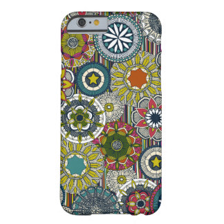 mandala cirque festival stripe barely there iPhone 6 case