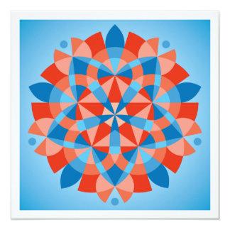 Mandala Cognition Card
