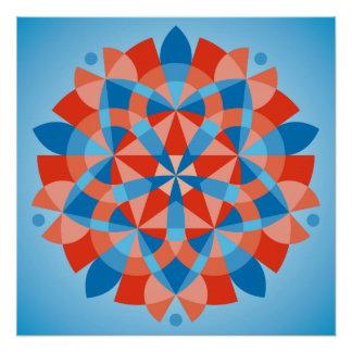 Mandala Cognition Poster