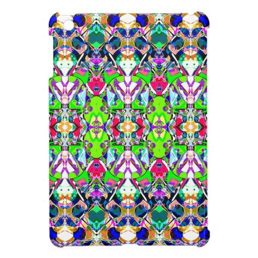 Mandala colorida abstracta