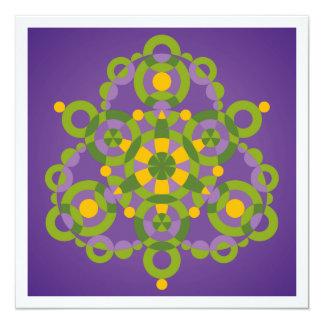 Mandala Conception Card