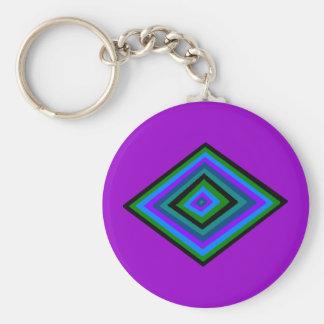 MANDALA COOL - keychain