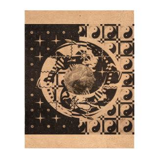 Mandala Cork Fabric