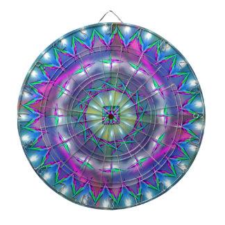 Mandala Cosmic Energy Dartboard