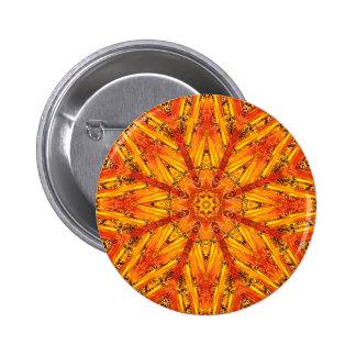"""Mandala cristalina de los """"ecos antiguos"""" pin"""