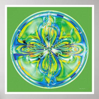 Mandala curativa 6 posters