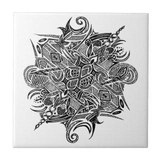 Mandala | Customizable Ceramic Tiles