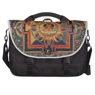 Mandala de Amitayus. Escuela tibetana del siglo XI Bolsas De Portátil