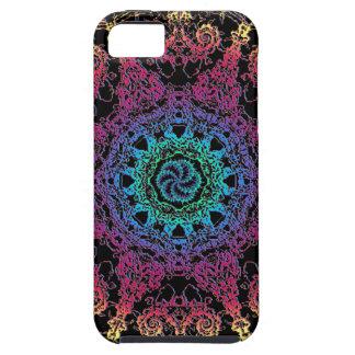 Mandala de Kala Chakra iPhone 5 Funda
