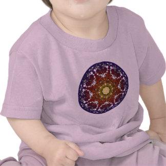 Mandala de Kala Chakra Camiseta