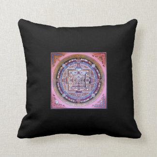 Mandala de Kalachakra Cojín