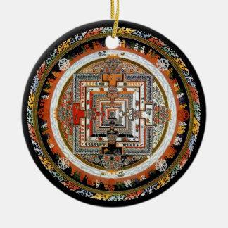 Mandala de Kalachakra Adorno
