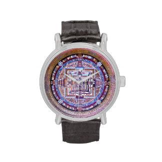 Mandala de Kalachakra Relojes