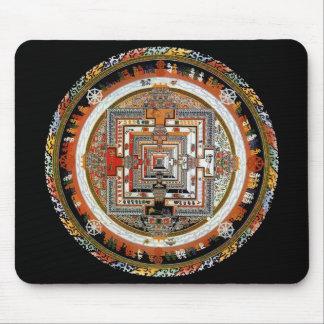 Mandala de Kalachakra Tapetes De Raton